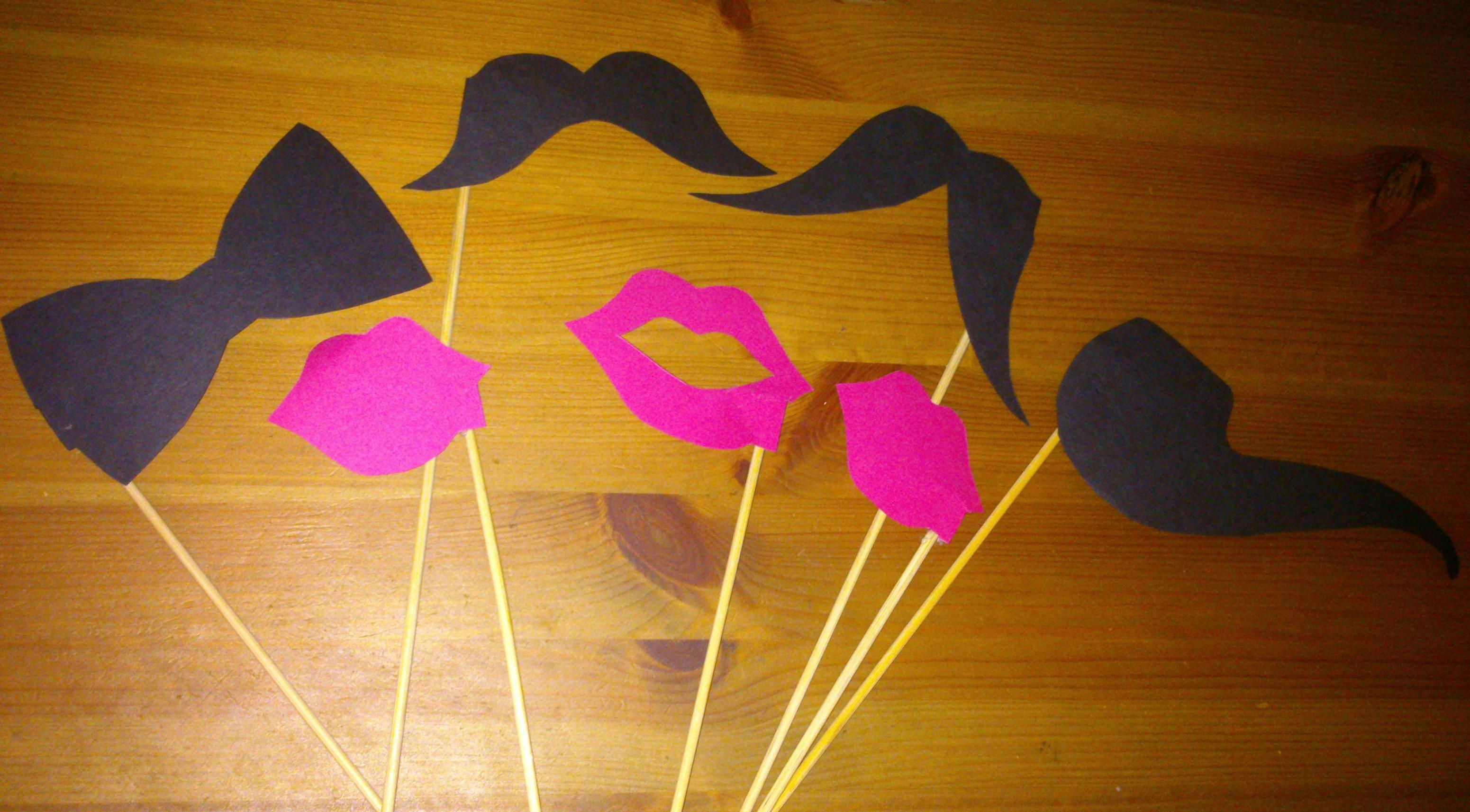 bigotes-labios-diy-adoraideas