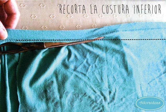 camiseta-flecos-customizada-paso2-adoraideas