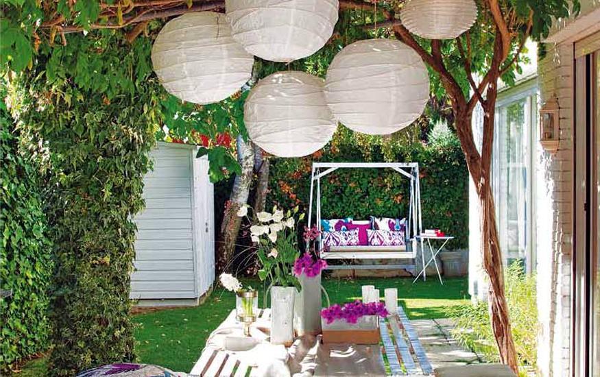Una de jardines blog adoraideasblog adoraideas for Como decorar un patio con piedras