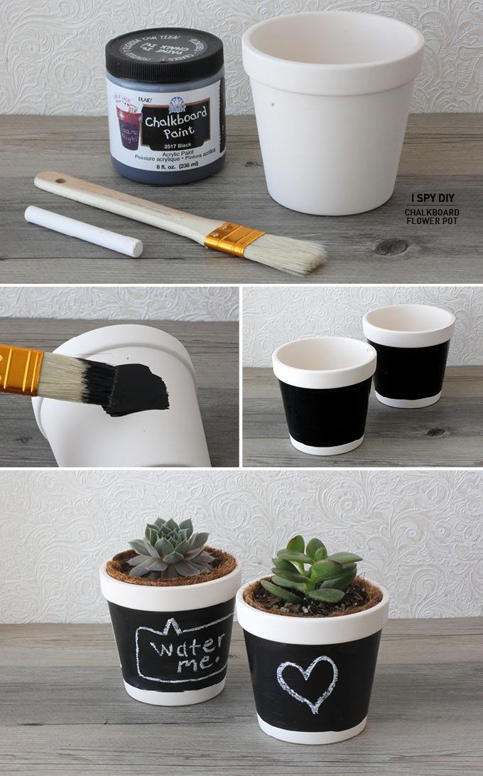 2 Manualidades rpidas para decorar la casa Blog AdoraideasBlog