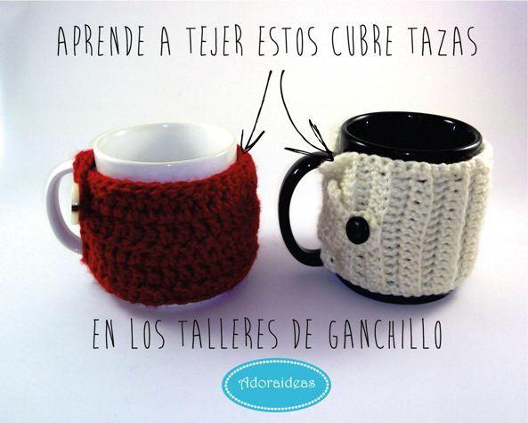 cubre-tazas-taller-ganchillo-adoraideas