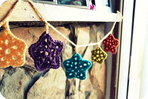 guirnalda-crochet-estrellas-adoraideas