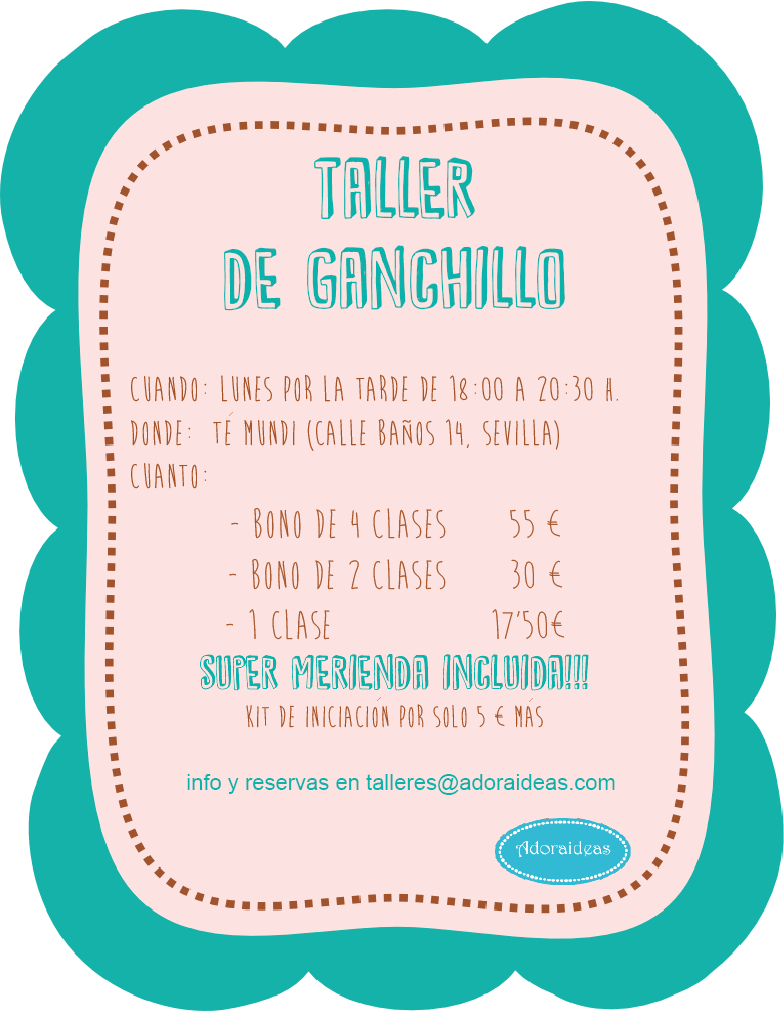 taller-ganchillo-adoraideas-sevilla