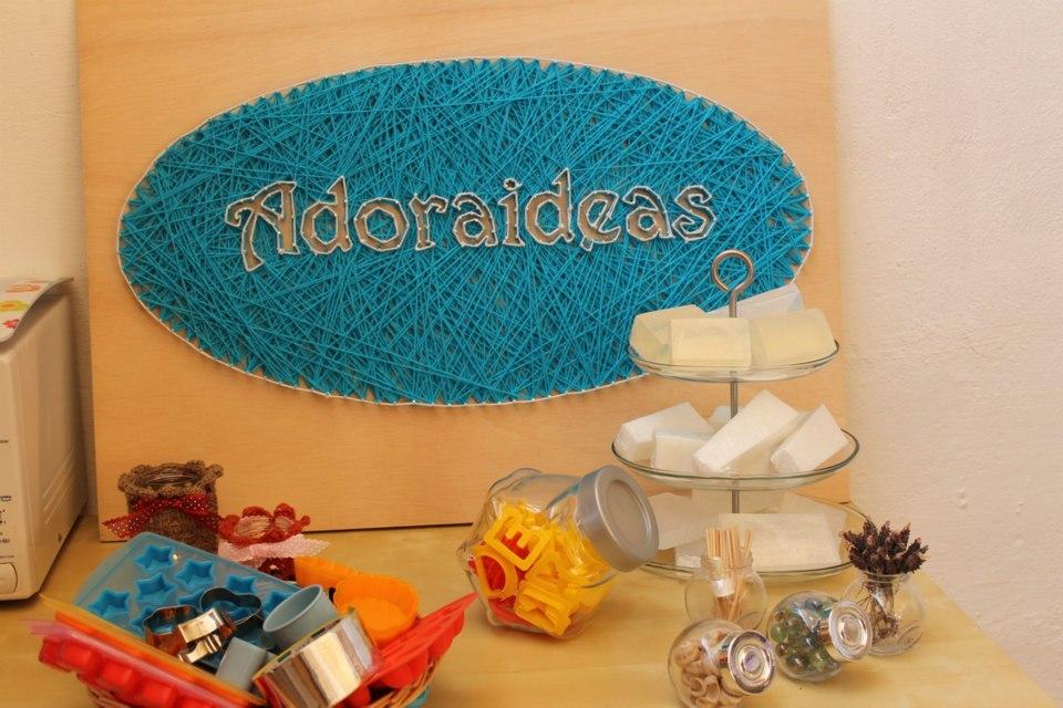 Logo Adoraideas