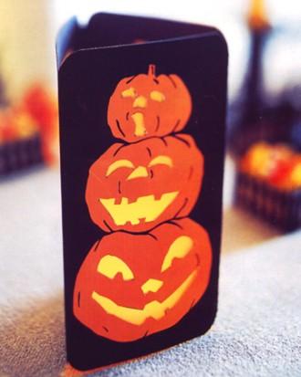 halloween linterna