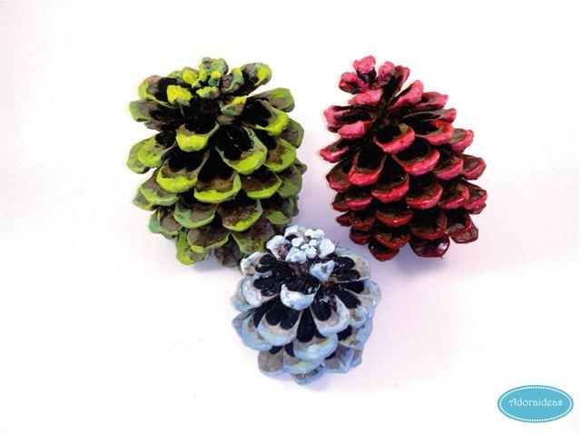 Pi as archivos blog adoraideasblog adoraideas - Pinas decoradas para navidad ...