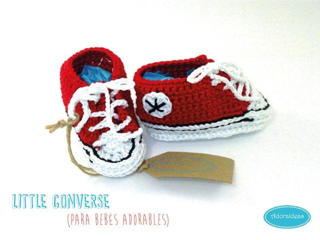 converse-rojas-patucos-bebe-ganchillo-adoraideas-2