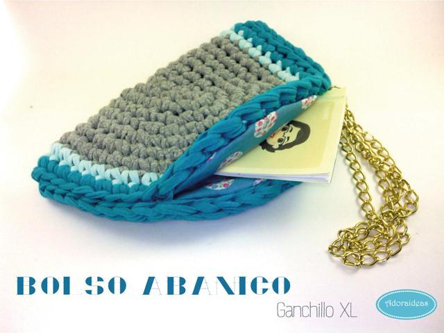 bolso-abanico-ganchillo-xl-patron-adoraideas-trapillo-3