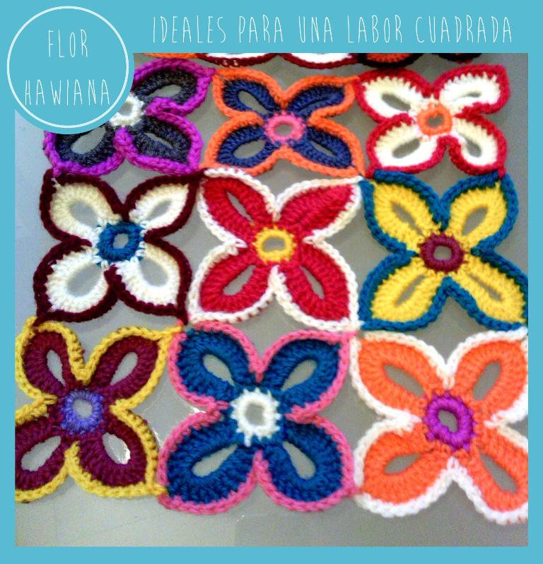 flores-hawaianas-ganchillo-adoraideas-labor-cuadrada