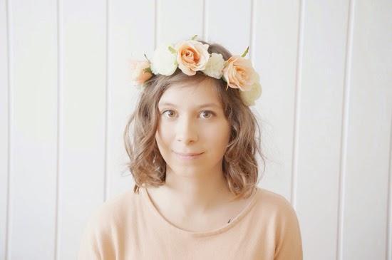 DIY corona flores 10