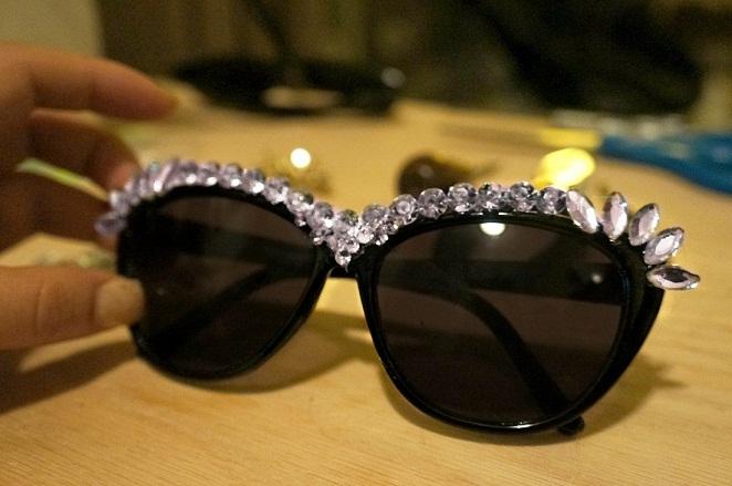 DIY gafas customizadas
