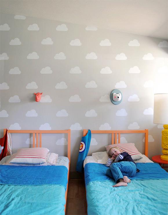stencil-habitacion-infantil-nube-adoraideas