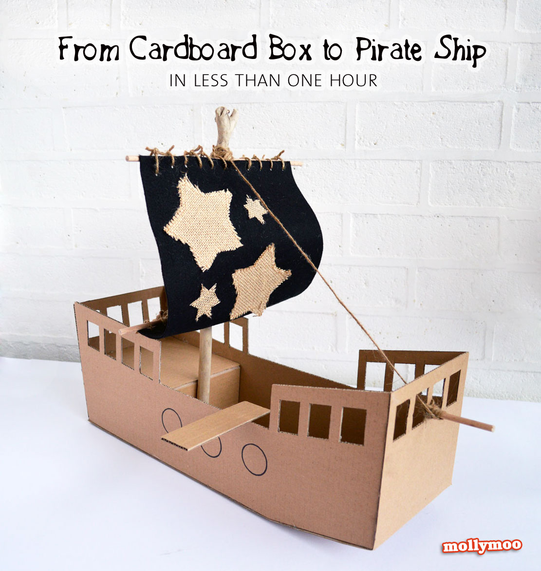 mollymoo-cardboard-pirate-ship-pinterest