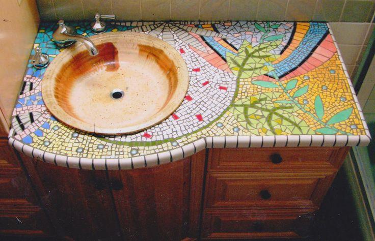 ideas-decorar-mesas-mosaico-adoraideas
