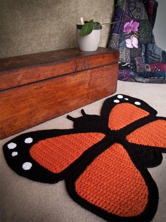 alfombras-ideas-de-ganchillo-adoraideas