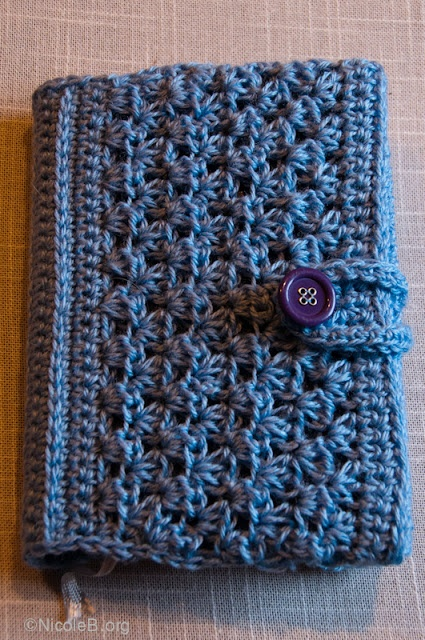 Easy Crochet Bible Cover Pattern : adoraideas, Autor en Blog Adoraideas - Page 11 of 91Blog ...