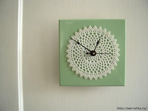 aprender ganchillo reloj de crochet