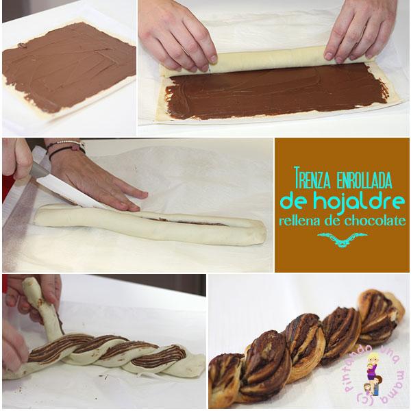 trenza-hojaldre-chocolate-adoraideas