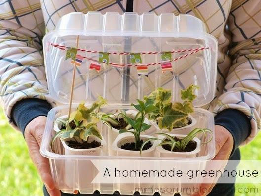 Invernaderos para jardines especiales plantas for Materiales para un vivero