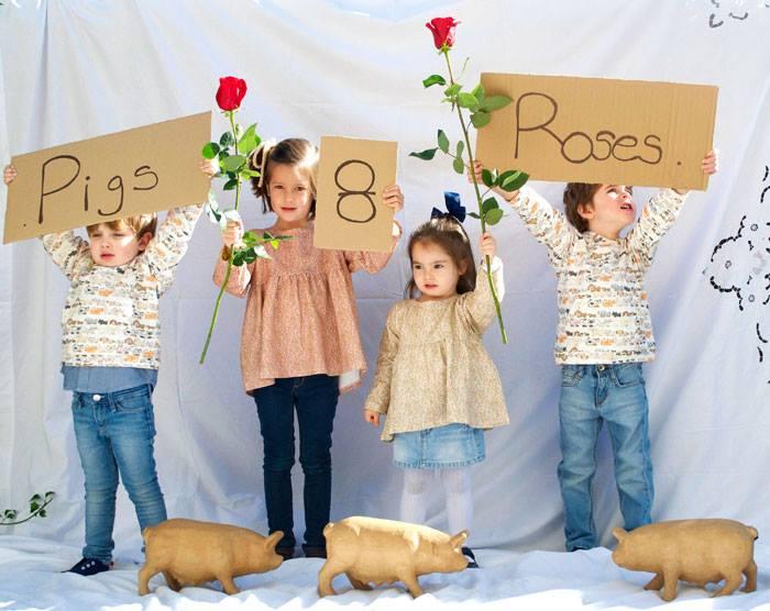 pig&roses-ropa-niños-adoraideas