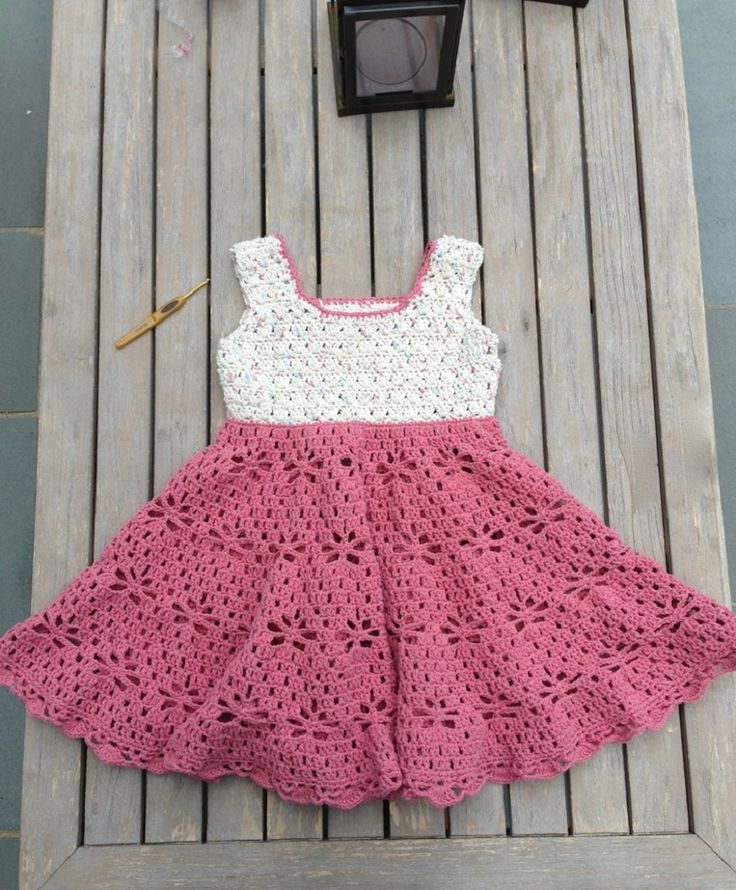 Free Crochet Pattern Little Girl Sweater : adoraideas Blog Adoraideas